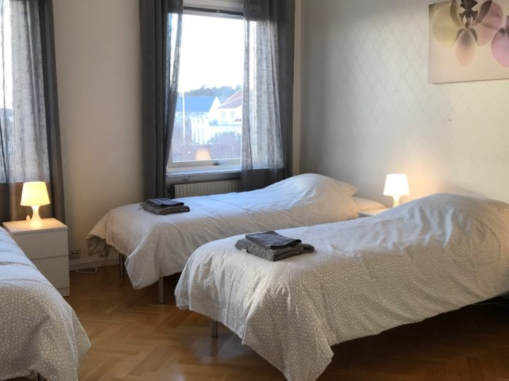 Four new units in Gothenburg