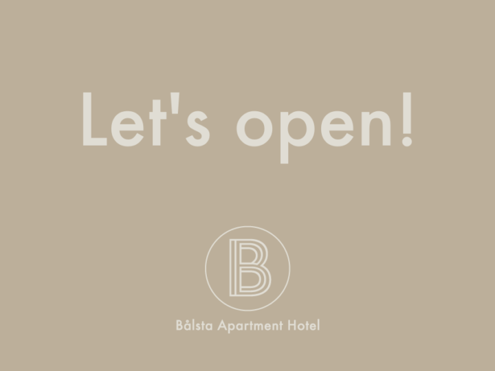 Bålsta Apartment Hotel opens on Monday