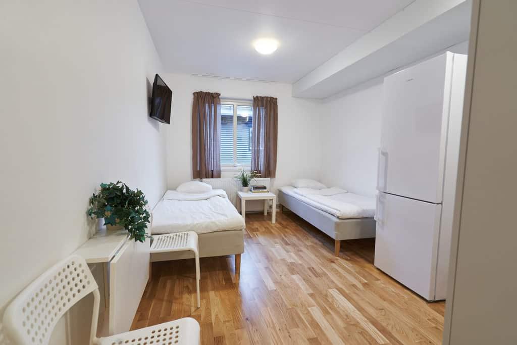 Nu öppnar Bålsta Apartment Hotel